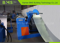 Metal Soundproof Walls / Back Panel Custom Roll Forming Machine With Hydraulic Cutter